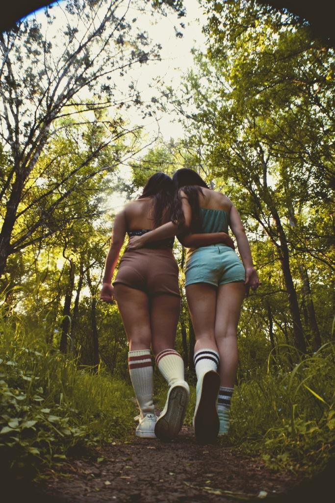 Girlfriends by Francesca Blue Photo